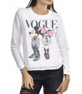 HANORAC GROS VOGUE KARL LAGERFELD ANIMAL PRINT