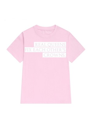TRICOU LARG DAMA REAL QUEENS