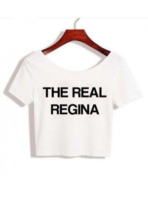 TRICOU DAMA THE REAL REGINA