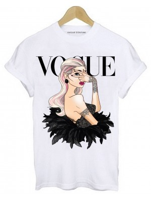 TRICOU FASHION VOGUE