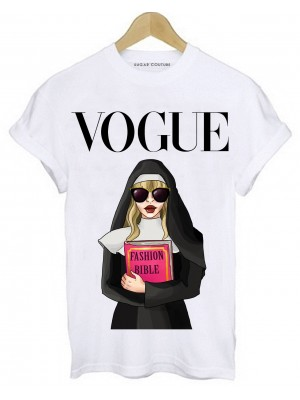 TRICOU VOGUE BIBLE