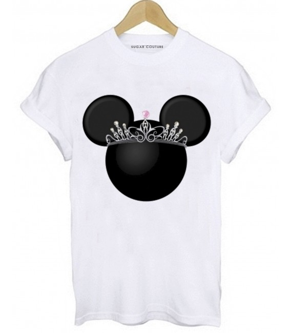 TRICOU MICKEY CROWN