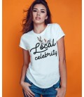 TRICOU DAMA LOCAL CELEBRITY