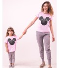 SET TRICOURI MAMA COPILUL MICKEY FASHION