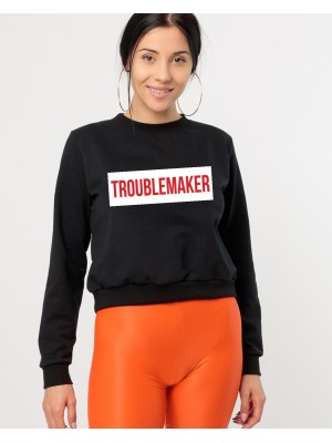 HANORAC SCURT DAMA TROUBLEMAKER