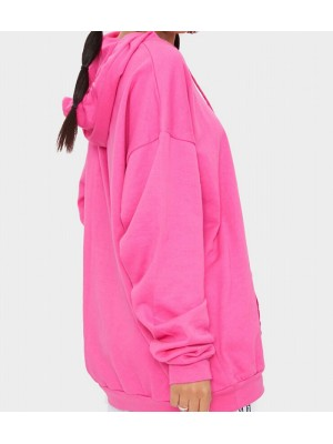 Hanorac larg oversized din bumbac organic Everything and More